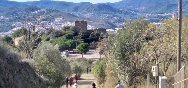 Itinerari Les Planes a Castellciuró