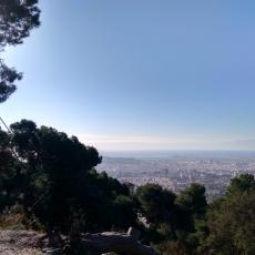 Itinerari Barcelona als peus